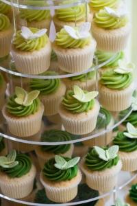 Hochzeitstorten grün